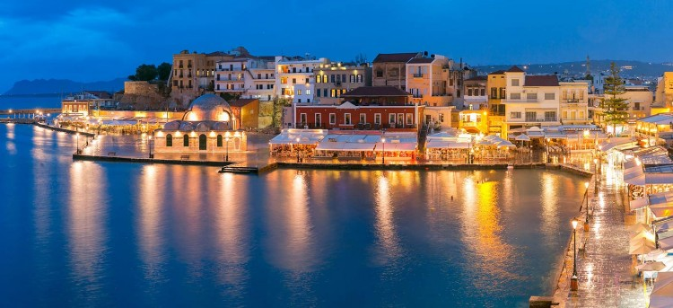 Discover Chania with Rental Center Crete